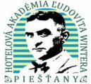 Hotelová akadémia Ľudovíta  Wintera, Stromová 34, Piešťany