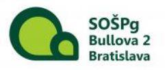Stredná odborná škola pedagogická, Bullova 2, Bratislava