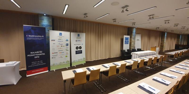 Zúčastnili sme sa na konferencií APUMS SR 2019